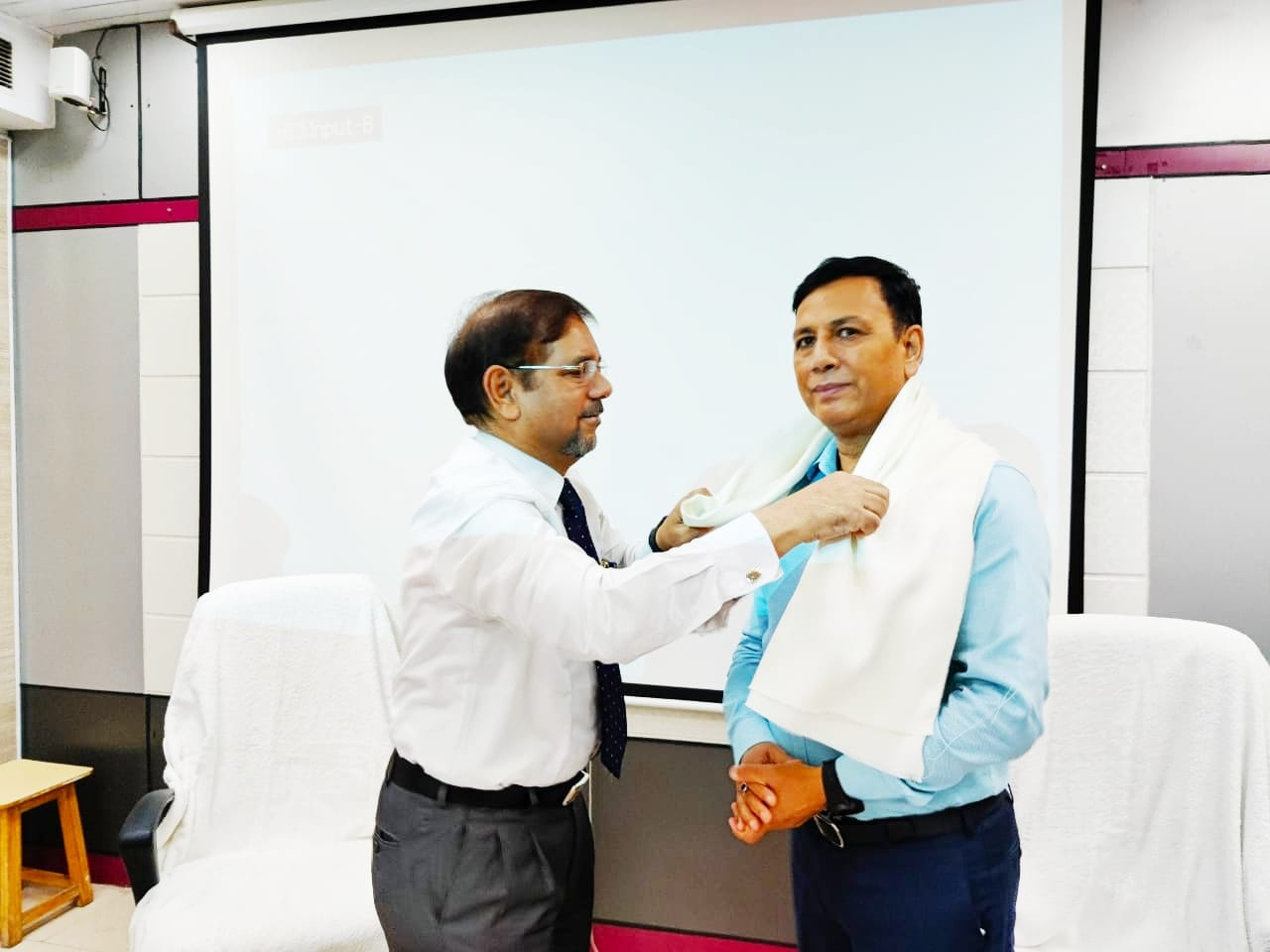 Business Review for the financial year 2020-21 at DBGB HO by Sh. Sanjay Kandpal, Zonal Manager, PNB