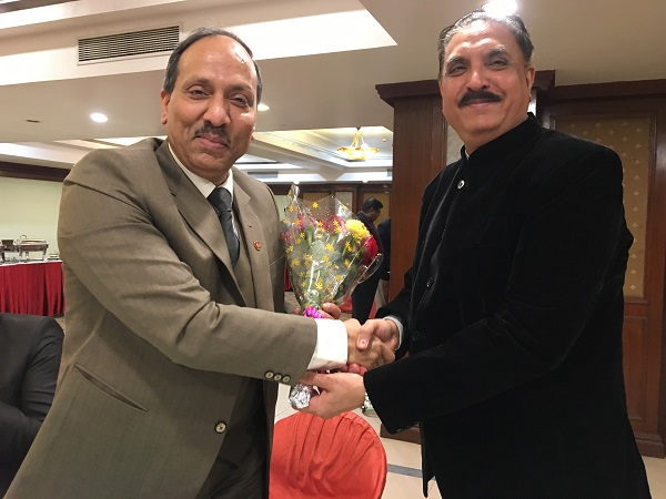 DBGB First Board Meeting at Hotel Chanakya on 23rd January 2019
